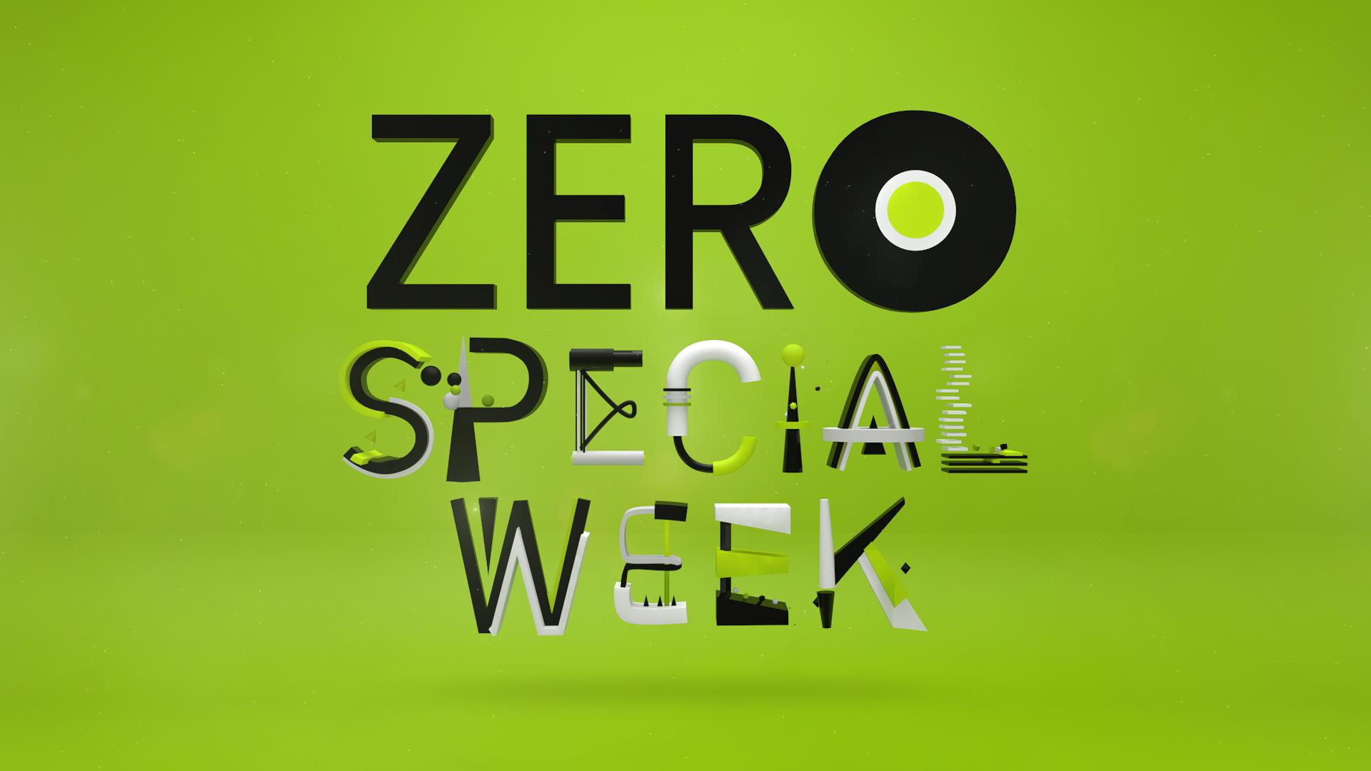 NEWS ZERO SpecialWeek 2013 Title