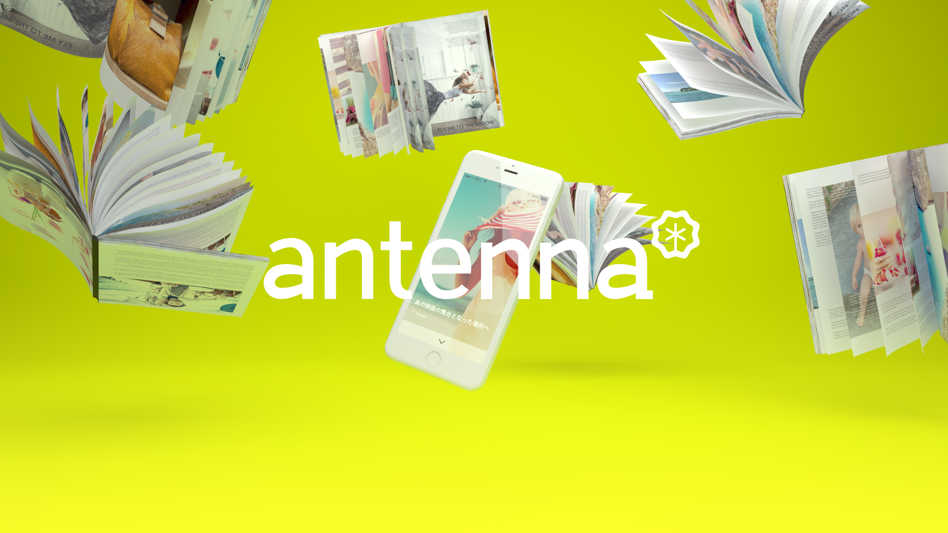 antenna* refresh