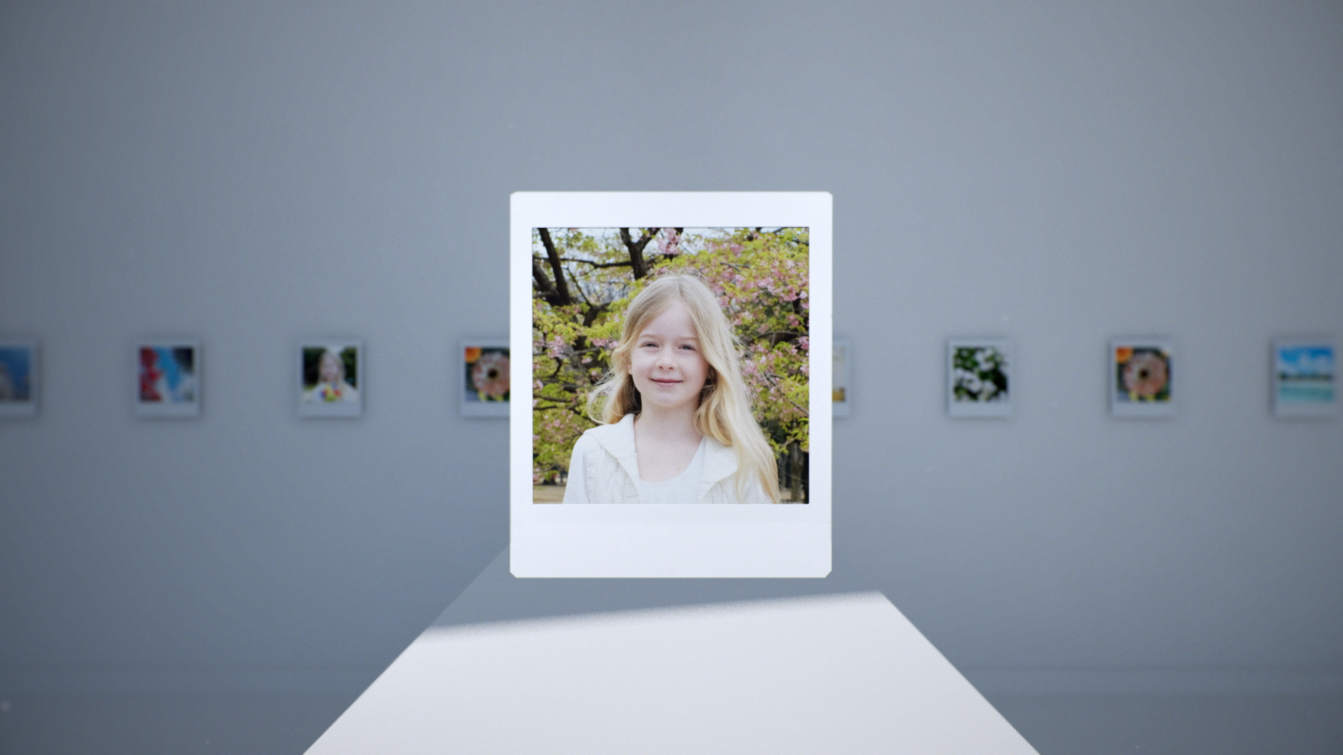 "INSTAX SQUARE ""TANGIBLE PHOTOGRAPHY"""